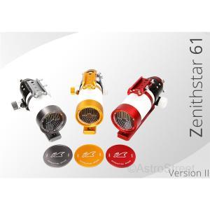 WilliamOptics Z61 MarkII  ZenithStar APO屈折鏡筒 FPL53|astrostr