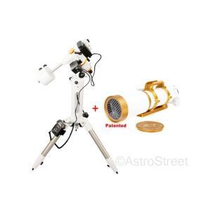 WilliamOptics WO-EQ35Pro赤道儀 & Z81鏡筒 パッケージ|astrostr