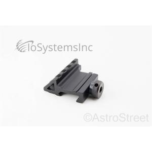 IoSystemsInc 20mmレール アングルマウント タクティカルライトやドットサイトに|astrostr