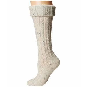 アグ 靴下 アンダーウェア レディース Shaye Tall Rain Boot Socks Cre...