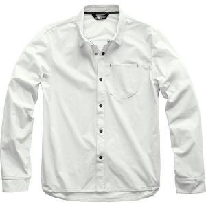 【当日出荷】 ノースフェイス メンズ North Dome Long-Sleeve Shirt - Men's Tin Grey 【サイズ L】 asty-shop2