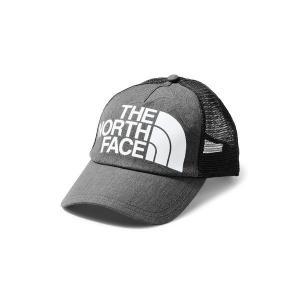 【当日出荷】 ノースフェイス レディース The North Face Low Profile Trucker Hat Tnf Medium Gry Htr/ Tnf White 【サイズ onesize】 asty-shop2