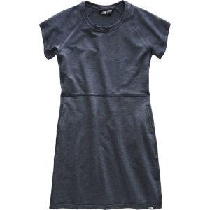 【当日出荷】 ノースフェイス レディース Terry Dress - Women's Urban Navy Heather 【サイズ XL】 asty-shop2