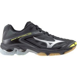 【当日出荷】 ミズノ レディース Mizuno Women's Wave Lightning Z3 Volleyball Shoes BlackSilver 【サイズ 22.5cm】 asty-shop2