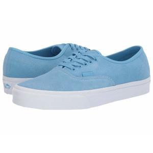 【当日出荷】 バンズ メンズ Authentic (Soft Suede) Alaskan Blue/True White 【サイズ 25.5cm】 asty-shop2
