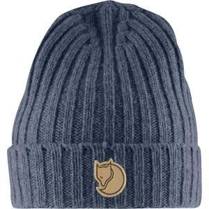 フェールラーベン 帽子 メンズ アクセサリー Re-Wool Hat Dark Navy astyshop