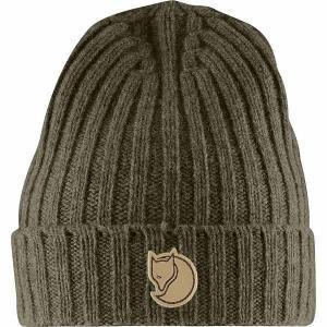 フェールラーベン 帽子 メンズ アクセサリー Re-Wool Hat Dark Olive astyshop