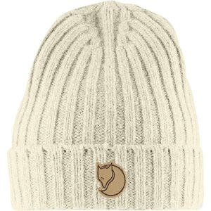 フェールラーベン 帽子 メンズ アクセサリー Re-Wool Hat Chalk White astyshop