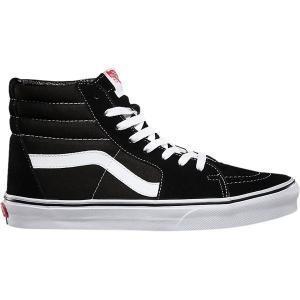 バンズ スニーカー メンズ シューズ Sk8-Hi Shoe - Men's Black/Black/White astyshop