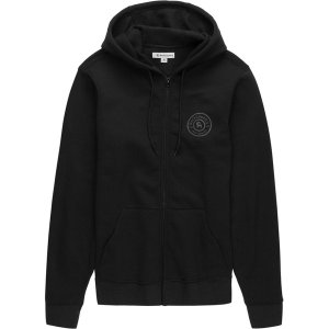 バックカントリー ニット、セーター メンズ アウター Full-Zip Hooded Sweatshirt - Men's Black / Smoked Gray|astyshop