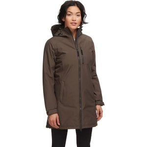 ヘリーハンセン ジャケット・ブルゾン レディース アウター Long Belfast Winter Insulated Jacket BEL|astyshop