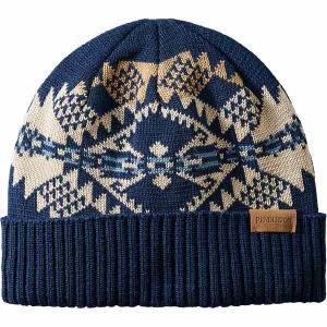 ペンドルトン 帽子 メンズ アクセサリー Knit Cap Journey West Navy astyshop