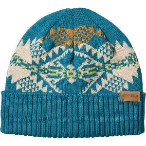 ペンドルトン 帽子 メンズ アクセサリー Knit Cap Journey West Turquoise astyshop
