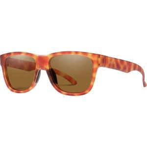 スミス サングラス・アイウェア メンズ アクセサリー Lowdown Slim 2 ChromaPop Sunglasses Matte Gold Tort/Brown|astyshop