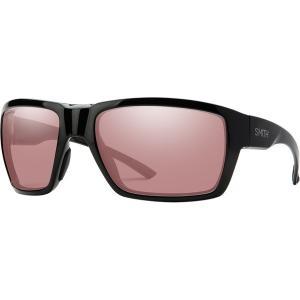 スミス サングラス・アイウェア メンズ アクセサリー Highwater ChromaPop+ Polarized Sunglasses - Men's Black/Polarchromic Ignitor|astyshop