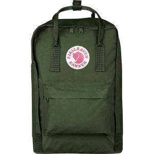 フェールラーベン バックパック・リュックサック メンズ バッグ Kanken 15in Laptop Backpack Deep Forest astyshop