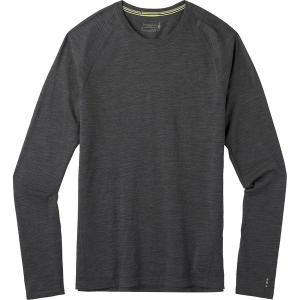 スマートウール Tシャツ メンズ トップス Merino 150 Long-Sleeve Baselayer - Men's Iron Heather astyshop