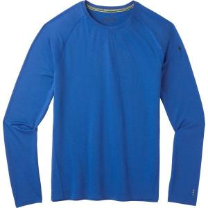 スマートウール Tシャツ メンズ トップス Merino 150 Long-Sleeve Baselayer - Men's Light Alpine Blue astyshop