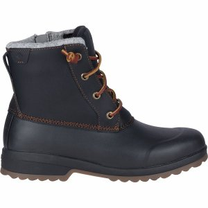 トップサイダー ブーツ&レインブーツ レディース シューズ Maritime Repel Winter Boot - Women's Black astyshop