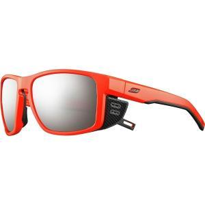 ジュルボ サングラス・アイウェア メンズ アクセサリー Shield Spectron 4 Sunglasses Neon Orange|astyshop