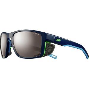 ジュルボ サングラス・アイウェア メンズ アクセサリー Shield Spectron 4 Sunglasses Dark Blue/Blue/Green-Spectron 4 Brown|astyshop