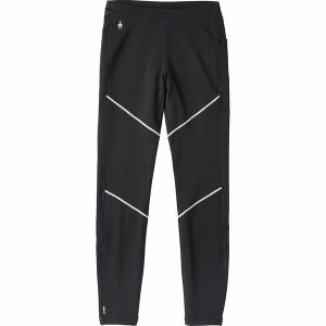 スマートウール カジュアル メンズ ボトムス Merino Sport Fleece Tight BK|astyshop