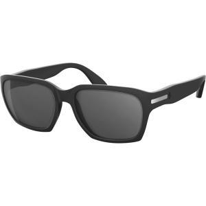 スコット サングラス・アイウェア メンズ アクセサリー C-Note Sunglasses Black Matte/Grey|astyshop