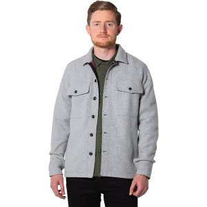 トポ・デザイン シャツ メンズ トップス Wool Shirt - Men's Gray|astyshop