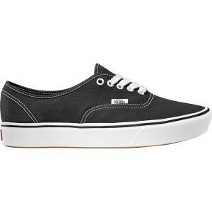 バンズ スニーカー メンズ シューズ Comfycush Authentic Shoe (classic) Black/True White astyshop