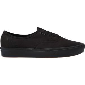 バンズ スニーカー メンズ シューズ Comfycush Authentic Shoe (classic) Black/Black astyshop