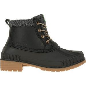 カミック ブーツ&レインブーツ レディース シューズ Evelyn 4 Boot - Women's Black astyshop