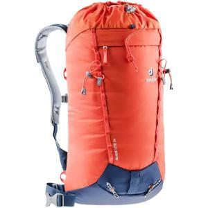 ドイター バックパック・リュックサック メンズ バッグ Guide Lite 24 Backpack Papaya/Navy astyshop