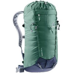 ドイター バックパック・リュックサック メンズ バッグ Guide Lite 24 Backpack Seagreen/Navy astyshop