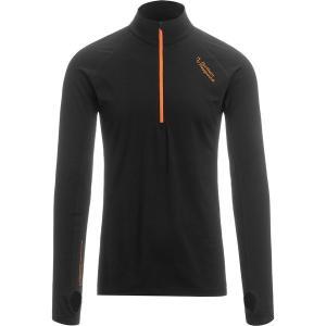 ノーザンプレイグラウンド Tシャツ メンズ トップス Zipneck Wool Top - Men's Black astyshop