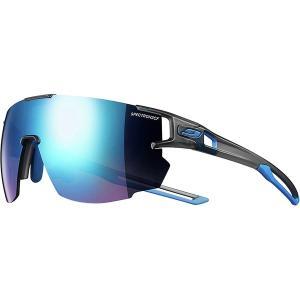 ジュルボ サングラス・アイウェア メンズ アクセサリー Aerospeed Spectron 3 Sunglasses Translu Grey/Blue/Blue-Spectron 3 Cf Smoke|astyshop