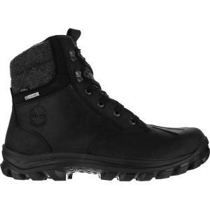 ティンバーランド ブーツ&レインブーツ メンズ シューズ Chillberg Waterproof Boot - Men's Black|astyshop