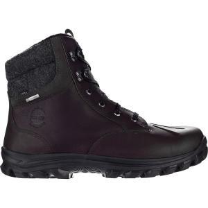 ティンバーランド ブーツ&レインブーツ メンズ シューズ Chillberg Waterproof Boot - Men's Dark Brown|astyshop