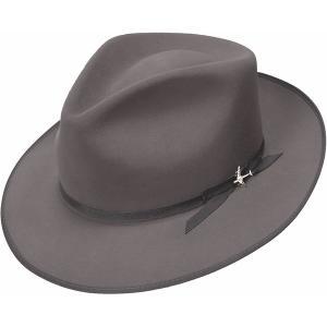 ステトソン 帽子 メンズ アクセサリー Stratoliner Hat Caribou astyshop