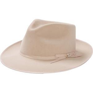 ステトソン 帽子 メンズ アクセサリー Stratoliner Hat Silverbelly astyshop