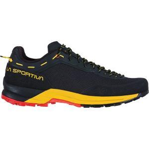 ラスポルティバ スニーカー メンズ シューズ TX Guide Approach Shoe - Men's Black/Yellow astyshop