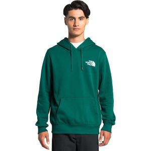 ノースフェイス パーカー・スウェットシャツ メンズ アウター Box NSE Pullover Hoodie - Men's Evergreen|astyshop