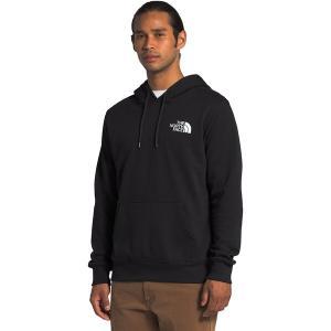 ノースフェイス パーカー・スウェットシャツ メンズ アウター Box NSE Pullover Hoodie - Men's TNF Black|astyshop