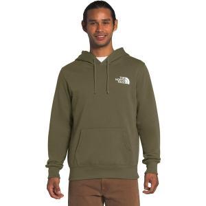 ノースフェイス パーカー・スウェットシャツ メンズ アウター Box NSE Pullover Hoodie - Men's Burnt Olive Green|astyshop