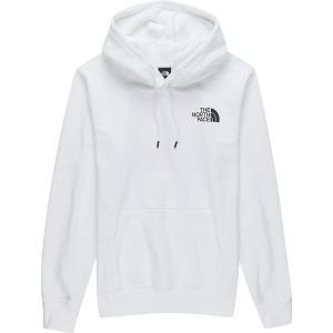 ノースフェイス パーカー・スウェットシャツ メンズ アウター Box NSE Pullover Hoodie - Men's TNF White/TNF Red|astyshop