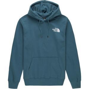 ノースフェイス パーカー・スウェットシャツ メンズ アウター Box NSE Pullover Hoodie - Men's Mallard Blue|astyshop