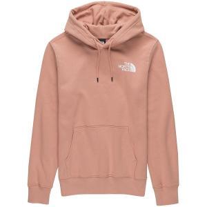 ノースフェイス パーカー・スウェットシャツ メンズ アウター Box NSE Pullover Hoodie - Men's Pink Clay|astyshop