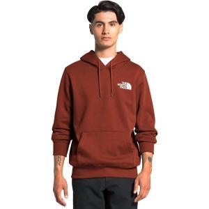 ノースフェイス パーカー・スウェットシャツ メンズ アウター Box NSE Pullover Hoodie - Men's Brandy Brown|astyshop