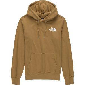 ノースフェイス パーカー・スウェットシャツ メンズ アウター Box NSE Pullover Hoodie - Men's Utility Brown|astyshop