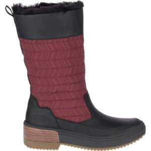 メレル ブーツ&レインブーツ レディース シューズ Haven Pull On Polar WP Boot - Women's Raisin astyshop
