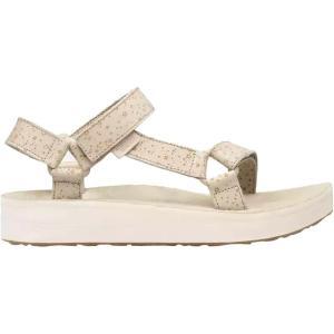 テバ サンダル レディース シューズ Midform Universal Star Sandal - Women's Plaza Taupe astyshop